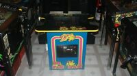 MS PAC MAN ARCADE VIDEO MULTIGAME COCKTAIL PINBALL MACHINE