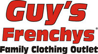 Clothing sorter for Guy's Frenchys