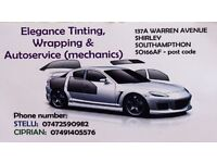 Elegance tinting,wrapping and autoservices! Best prices and quality!