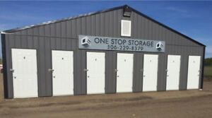 One Stop Storage August SALE One Year FREE Trailers RV Motohomes