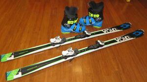 Ensemble Junior Skis et Bottes (À prix Réduit)
