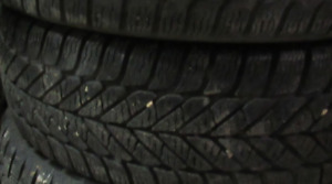Good Used Tires 205/55/16 75-85% tread—TWO TIRES Goodyear Ultra