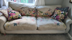 Joules 4 seater sofa