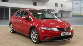 image for 2006 Honda Civic 1.8 i-VTEC Sport 5dr Hatchback Petrol Manual