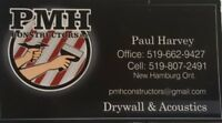 PMH Constructors INC. - Family Owned
