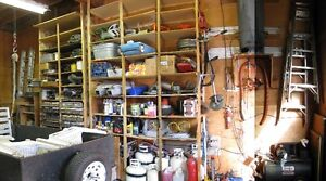 Huge Estate Sale (Salmon Arm) May 5 to May 24, 2016