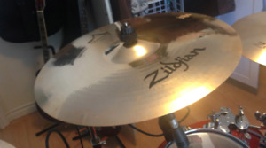 Zildjian A custom pieces. 20months old only 1 owner