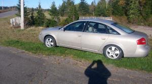 99 Audi A6