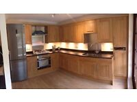 Recently refurbished 4 double bedroom garden flat to rent. Orchard Brae / Comely Bank