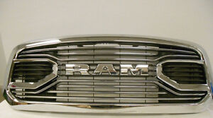 Dodge Ram Limited 1500 Grill