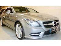 2013 Mercedes-Benz CLS 2.1 CLS250 BlueEFFICIENCY AMG Sport 7G-Tronic Plus