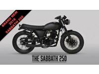 2018 MUTT SABBATH 250***NEW FOR 2018***