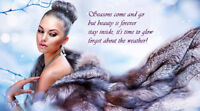 Mobile hair and beauty services