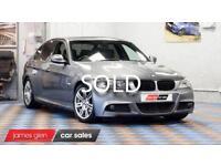 2010 60 BMW 3 SERIES 2.0 318D M SPORT 4D 141 BHP DIESEL