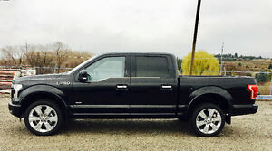 2016 Ford F-150 Limited Pickup Truck