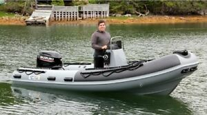Fiberglass RIBs - SeaBright Marine - Summer SALE -- Big Savings