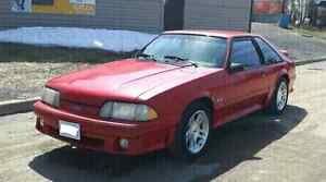 Mustang GT FoxBody 1991