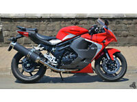 Hyosung Racerep GT125R 125cc Motorcycle Learner Legal Motorbike