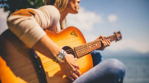 Female guitarists Wanted for Casual Jams