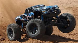 NEW Traxxas 1/6 X-Maxx 4WD Truck RTR, VXL-8S