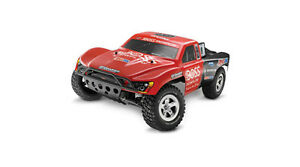 1/10 TRAXXAS Slash 2WD RTR with TQ 2.4GHz Radio, Chad Hord