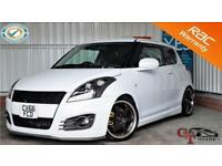 2016 66 SUZUKI SWIFT 1.6 SPORT 3D 134 BHP P/X WELCOME! RARE MODIFIED VERSION WI