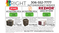 BRIGHT - Fast and Affordable Air Conditioning Sales and Service