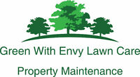 Green with Envy Lawn Care and Property Maintenance