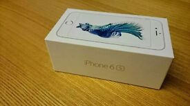 iPhone 6s 64gb UNLOCKED Mint as new condition.