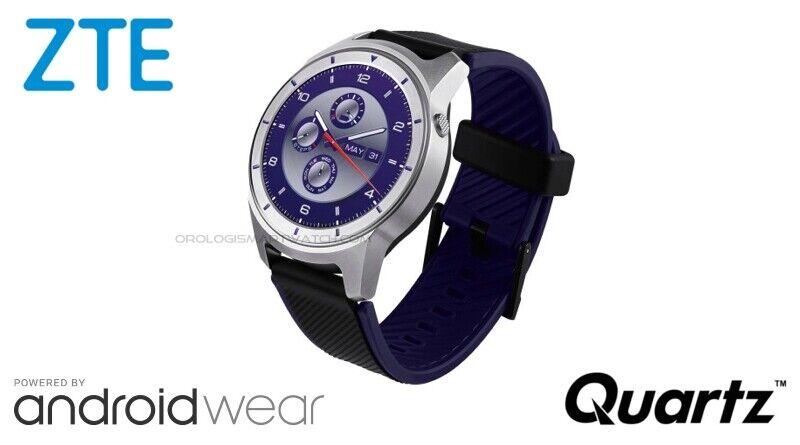 Brand new ZTE Quartz Smartwatch ZW10 TMOBILE
