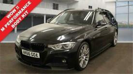 image for 2016 66 BMW 3 SERIES 3.0 330D (258 PS) M SPORT TOURING AUTO + M PERFORMANCE KIT