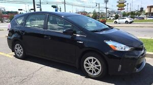 2015 Toyota Prius V 9800KM Lease Transfer 345$ Month Tax Incl.