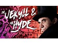 Dr jekyll Bradford theatre tickets this Friday