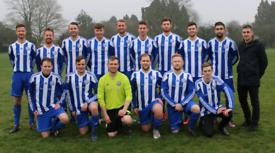Goalkeeper needed - St Albans Sunday league
