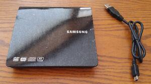 Samsung Portable DVD/CD Writer