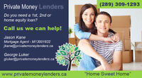 Looking for Money Private Money Lenders can help