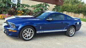 2009 Ford Mustang Shelby GT500 Coupe (2 door)