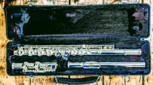 FLUTE, Armstrong Model 102 with Case