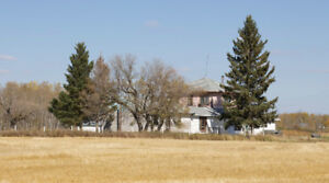Livestock & Grain Farm for Sale,  Birtle, Manitoba.