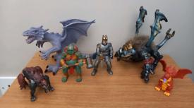 Fantasy figure bundle