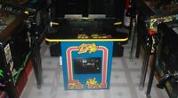 MS PAC MAN SIT DOWN ARCADE VIDEO MULTIGAME COCKTAIL PINBALL
