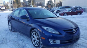 2009 Mazda 6 V6 Fully LoadeD  with set of winter tires and new b