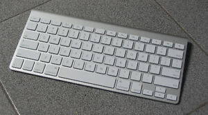 Apple Wireless Keyboard (A1314) and Apple Mighty Mouse A1197