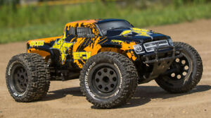 Soar Hobby 1/10 Ruckus 2WD Monster Truck Brushed with LiPo