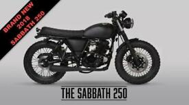 2018 MUTT SABBATH 250***NEW FOR 2018***