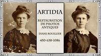Restauration de photos Artidia