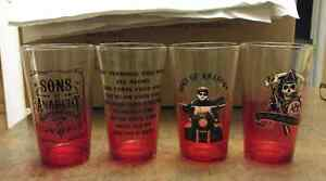 Sons of Anarchy Glasses Stratford Kitchener Area image 5