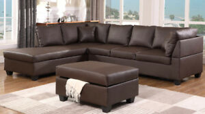 WAREHOUSE SECTIONAL SOFA ON CLEARANCE