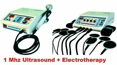 Best Brand Combo Ultrasound Therapy Physiotherapy Electrotherapy Pulsemassage