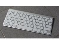 Apple Wireless keyboard with rechargeable batteries